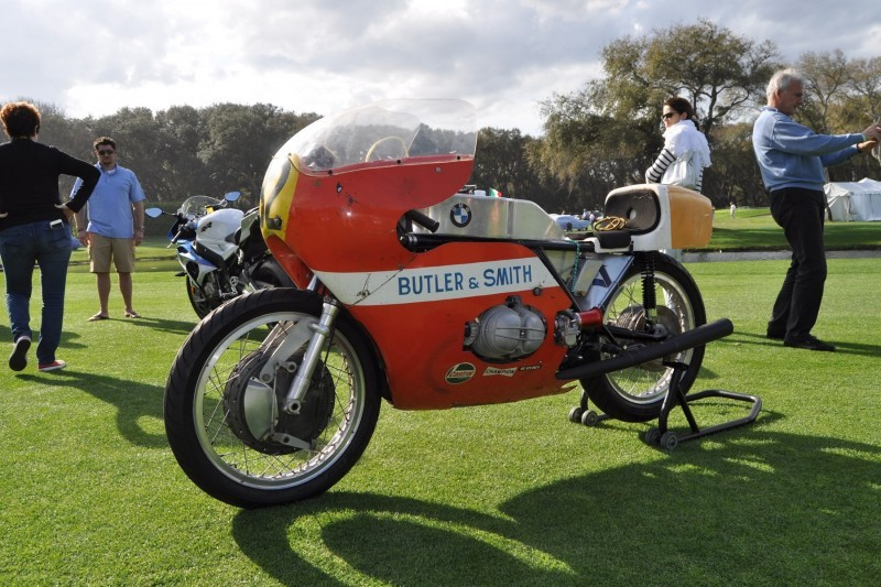 Amelia Island 2015 Concours Motorcycles Class 31