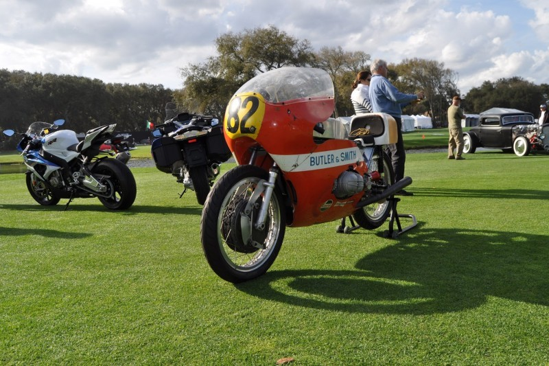 Amelia Island 2015 Concours Motorcycles Class 33