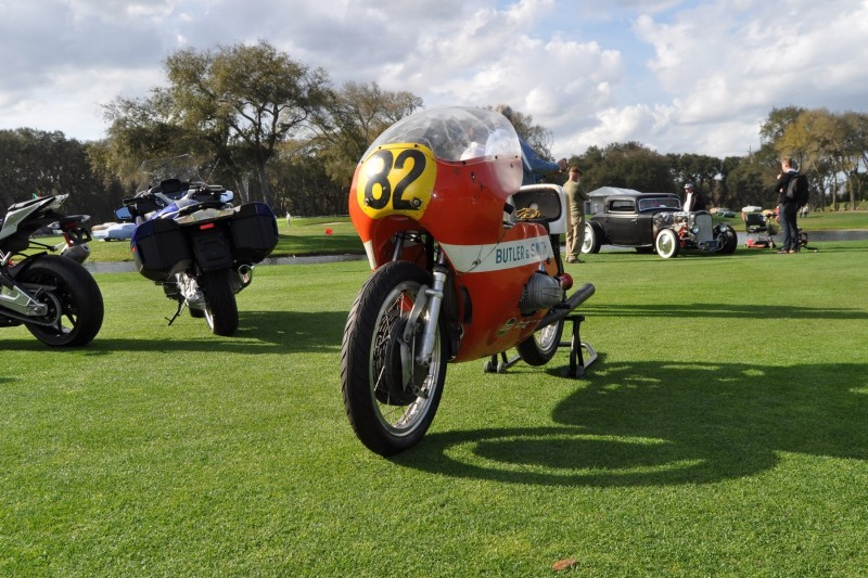 Amelia Island 2015 Concours Motorcycles Class 34