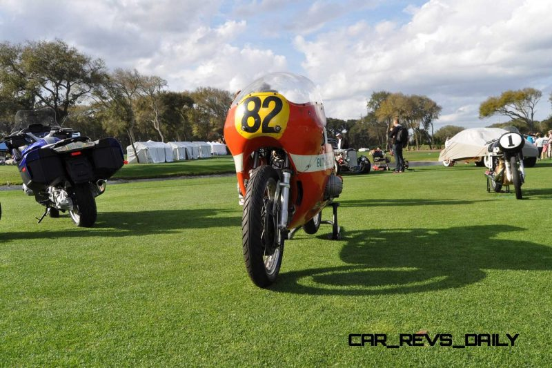 Amelia Island 2015 Concours Motorcycles Class 35