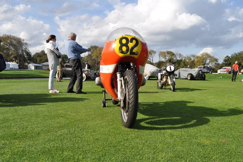 Amelia Island 2015 Concours Motorcycles Class 37