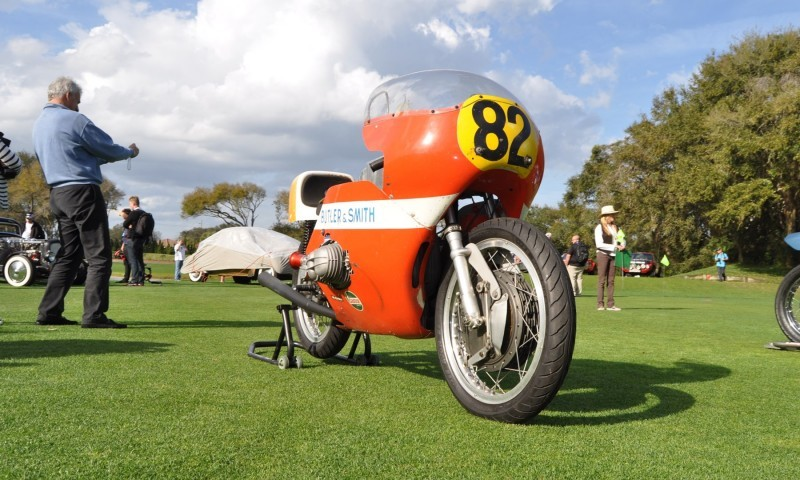Amelia Island 2015 Concours Motorcycles Class 39