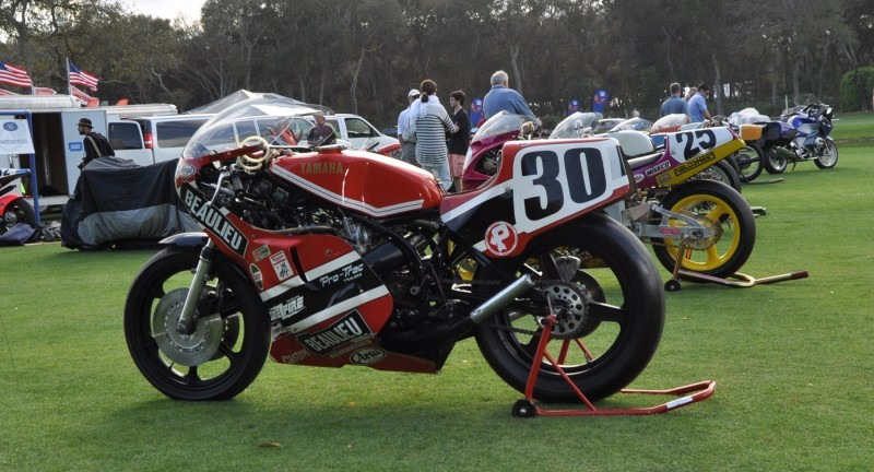 Amelia Island 2015 Concours Motorcycles Class 4