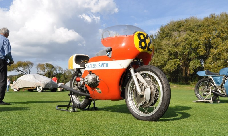 Amelia Island 2015 Concours Motorcycles Class 40