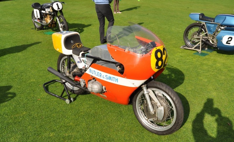 Amelia Island 2015 Concours Motorcycles Class 42
