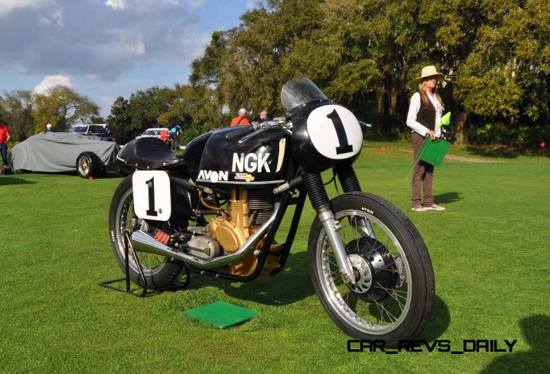 Amelia Island 2015 Concours Motorcycles Class 43