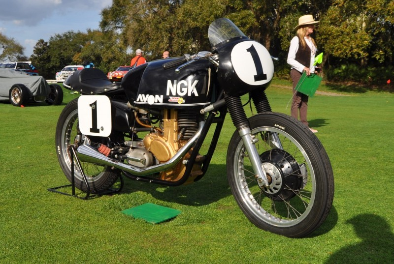 Amelia Island 2015 Concours Motorcycles Class 44