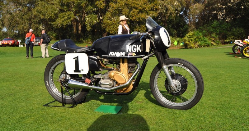 Amelia Island 2015 Concours Motorcycles Class 46