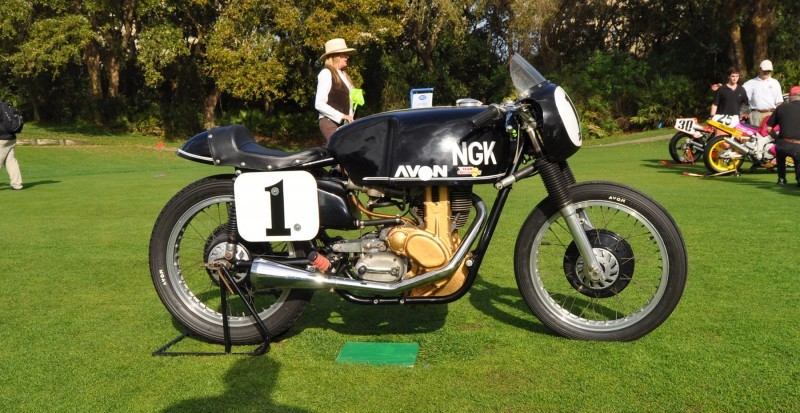 Amelia Island 2015 Concours Motorcycles Class 47