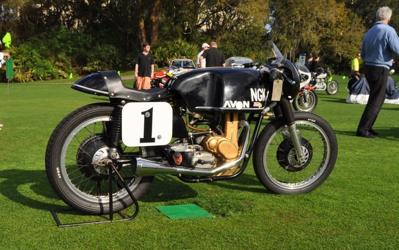 Amelia Island 2015 Concours Motorcycles Class 49