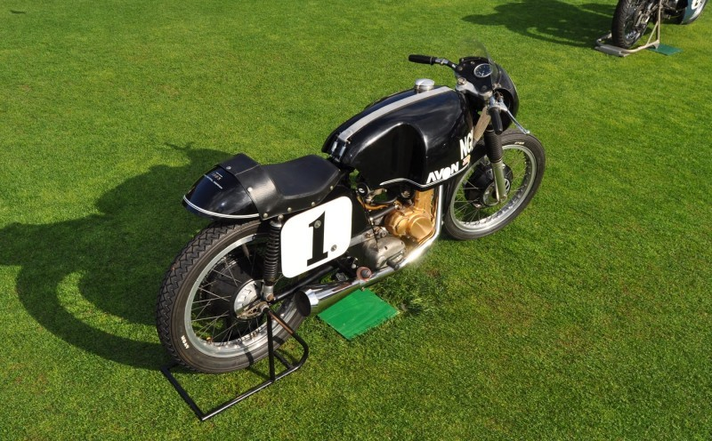 Amelia Island 2015 Concours Motorcycles Class 51