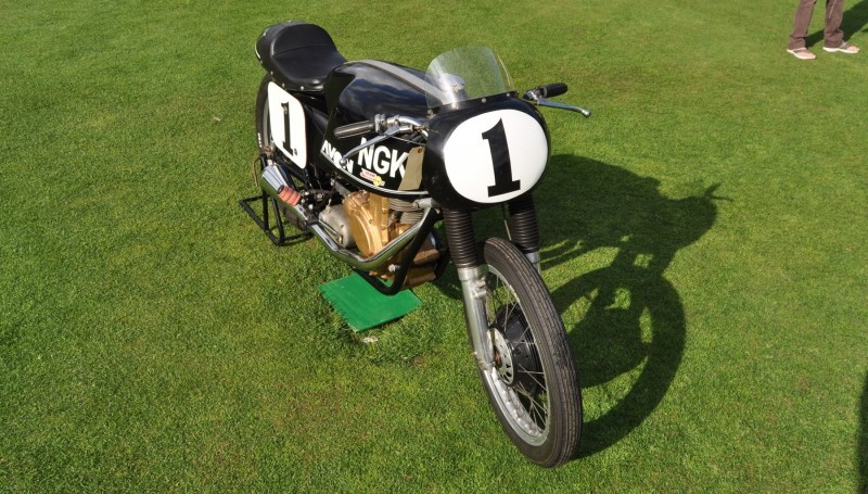 Amelia Island 2015 Concours Motorcycles Class 52