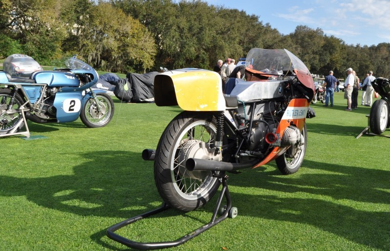 Amelia Island 2015 Concours Motorcycles Class 58