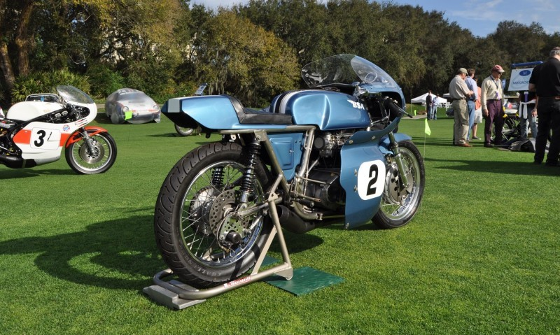 Amelia Island 2015 Concours Motorcycles Class 59