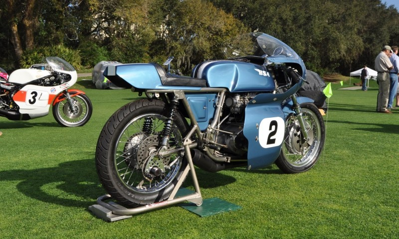 Amelia Island 2015 Concours Motorcycles Class 60