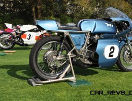 Amelia Island 2015 Concours – Photo Tour of the Motorcycles Class