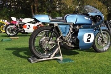 Amelia Island 2015 Concours Motorcycles Class 61