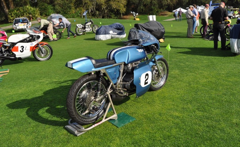 Amelia Island 2015 Concours Motorcycles Class 62