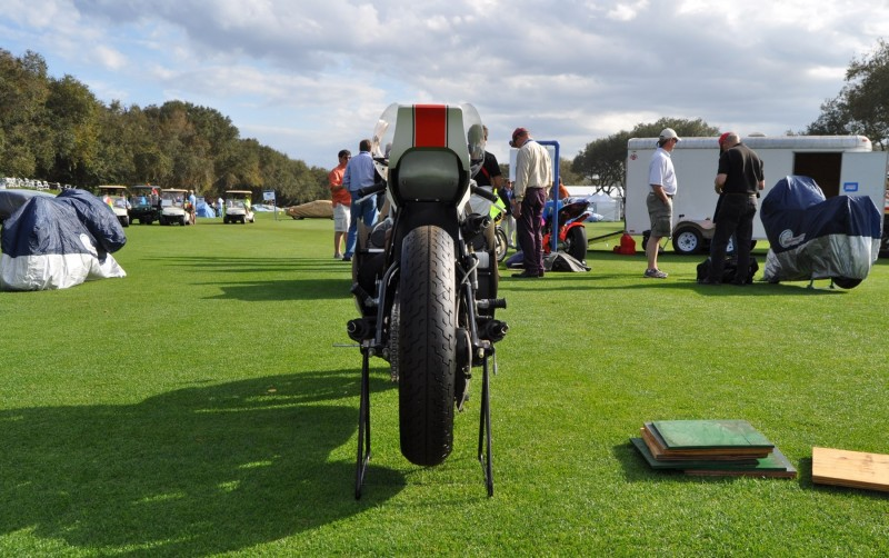 Amelia Island 2015 Concours Motorcycles Class 66