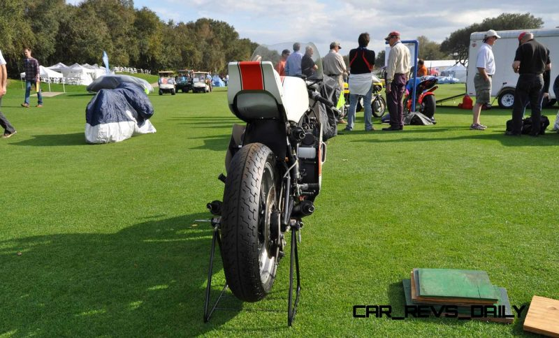 Amelia Island 2015 Concours Motorcycles Class 67