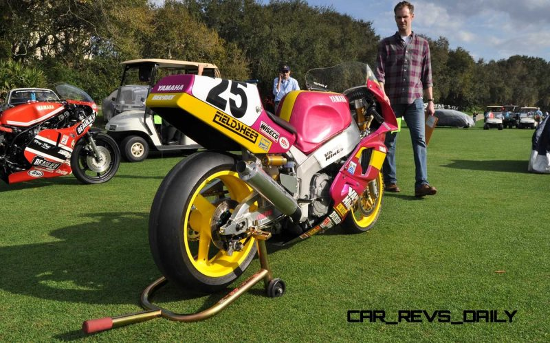 Amelia Island 2015 Concours Motorcycles Class 71