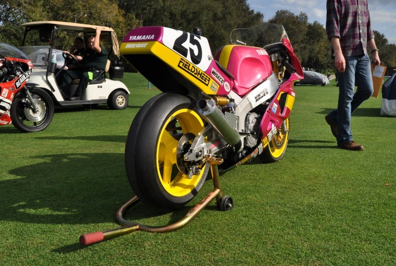 Amelia Island 2015 Concours Motorcycles Class 72