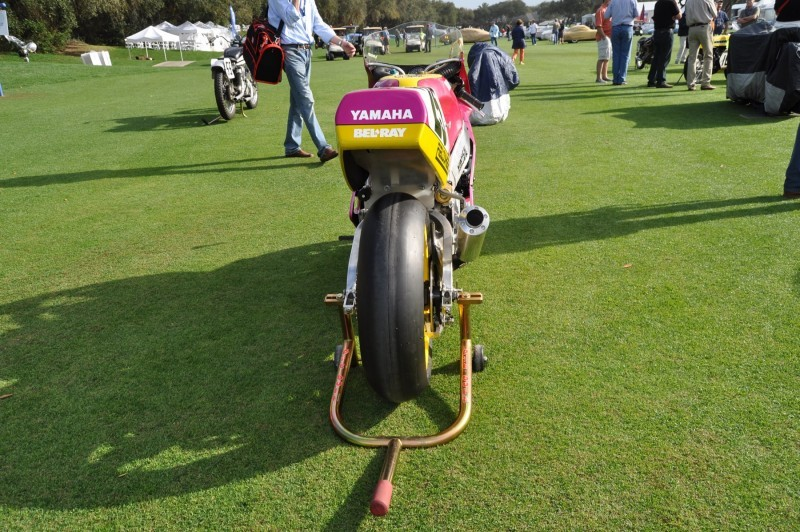 Amelia Island 2015 Concours Motorcycles Class 74