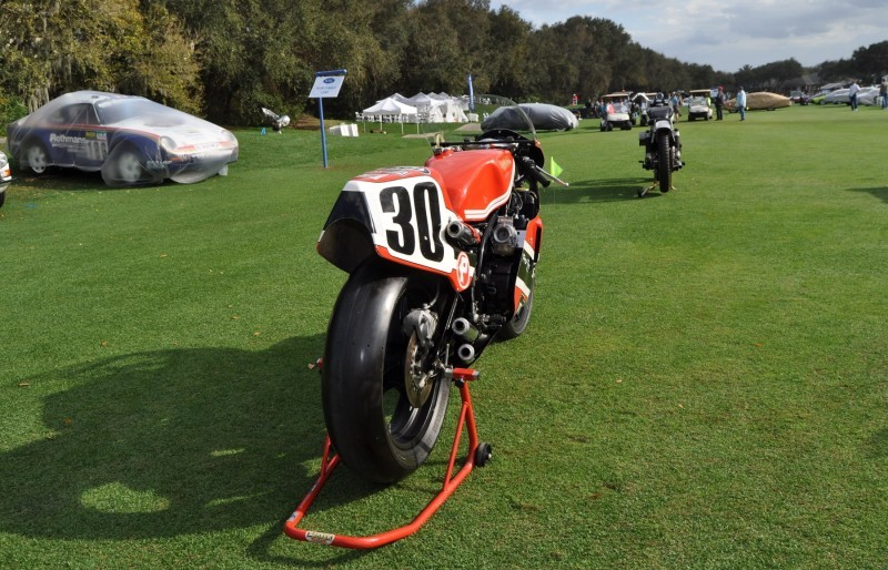 Amelia Island 2015 Concours Motorcycles Class 75
