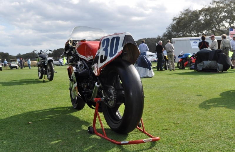 Amelia Island 2015 Concours Motorcycles Class 79