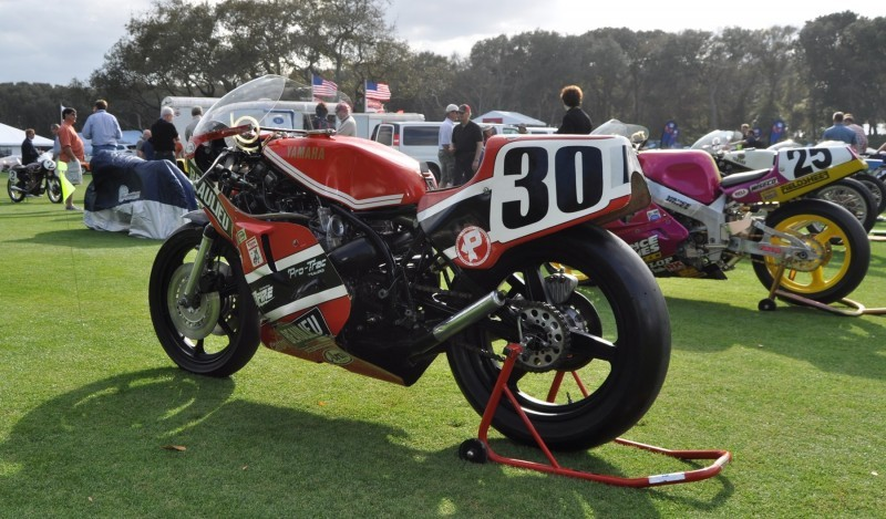 Amelia Island 2015 Concours Motorcycles Class 82