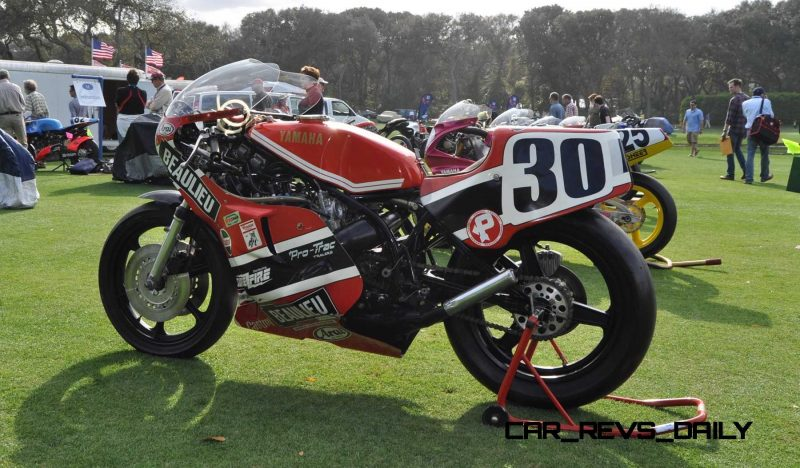 Amelia Island 2015 Concours Motorcycles Class 83