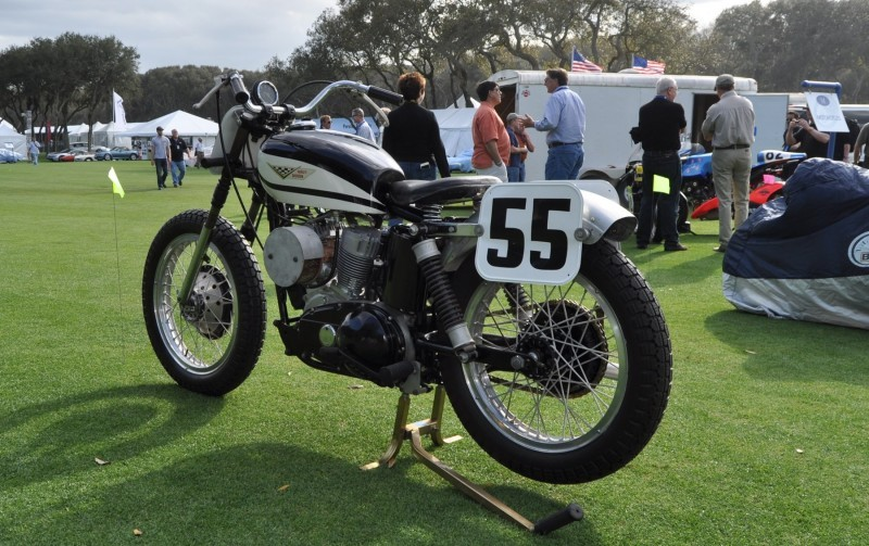 Amelia Island 2015 Concours Motorcycles Class 84