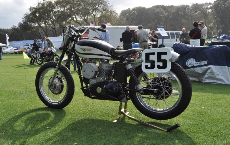 Amelia Island 2015 Concours Motorcycles Class 85
