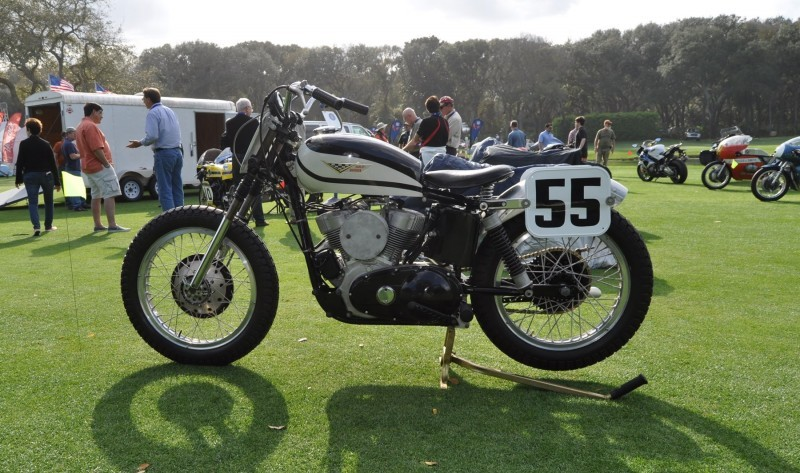 Amelia Island 2015 Concours Motorcycles Class 87