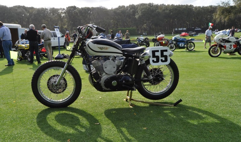 Amelia Island 2015 Concours Motorcycles Class 88