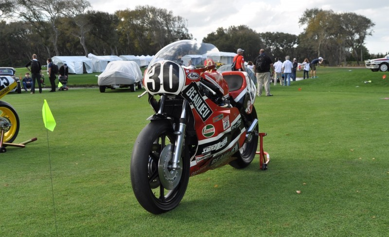 Amelia Island 2015 Concours Motorcycles Class 9