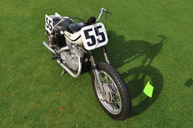 Amelia Island 2015 Concours Motorcycles Class 90