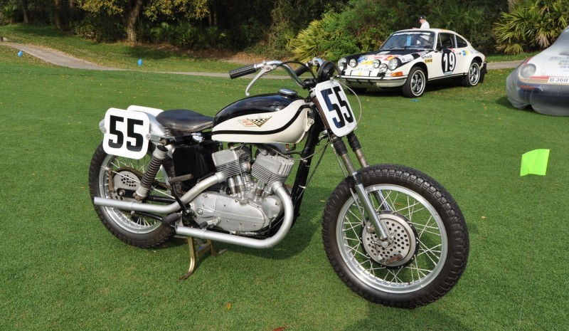 Amelia Island 2015 Concours Motorcycles Class 91