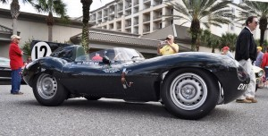 Amelia Island 2015 Galleries - 1954 Jaguar D-Type 10