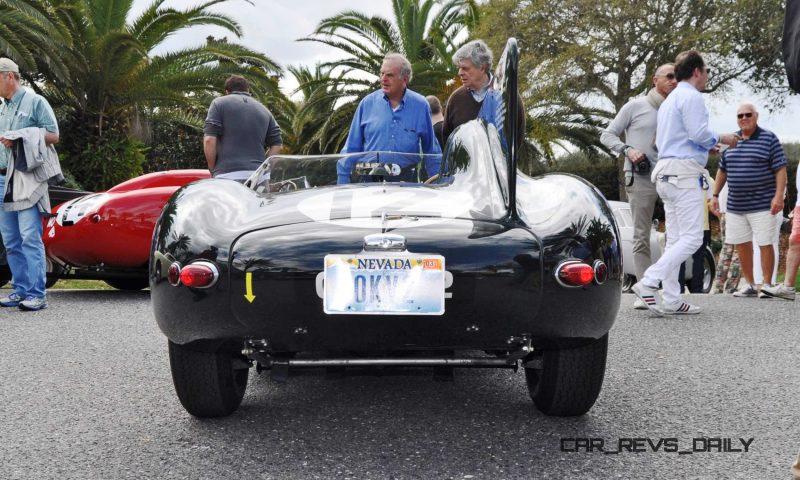 Amelia Island 2015 Galleries - 1954 Jaguar D-Type 11