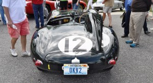 Amelia Island 2015 Galleries - 1954 Jaguar D-Type 18