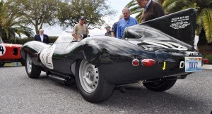 Amelia Island 2015 Galleries - 1954 Jaguar D-Type 19