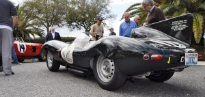 Amelia Island 2015 Galleries - 1954 Jaguar D-Type 20