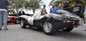 Amelia Island 2015 Galleries - 1954 Jaguar D-Type 21