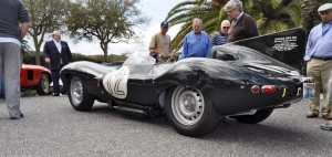 Amelia Island 2015 Galleries - 1954 Jaguar D-Type 22