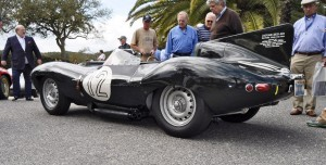 Amelia Island 2015 Galleries - 1954 Jaguar D-Type 23