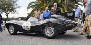 Amelia Island 2015 Galleries - 1954 Jaguar D-Type 24