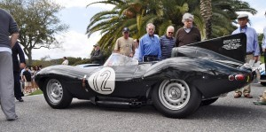Amelia Island 2015 Galleries - 1954 Jaguar D-Type 25