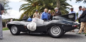 Amelia Island 2015 Galleries - 1954 Jaguar D-Type 26