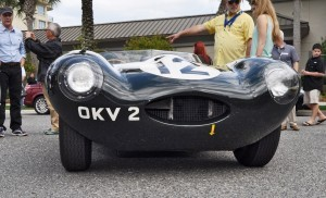 Amelia Island 2015 Galleries - 1954 Jaguar D-Type 3